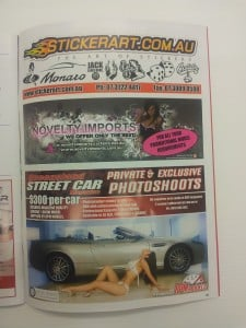 Queensland Street Car Magazine - March 2012