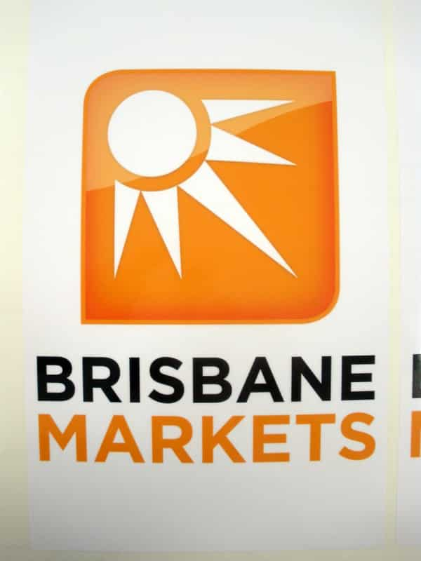 To find out more on the brisbane markets please click here to view their website categoriesprinted stickers