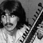 George Harrison Sitar