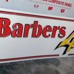 barbers-4-men-aluminium-composite-sign