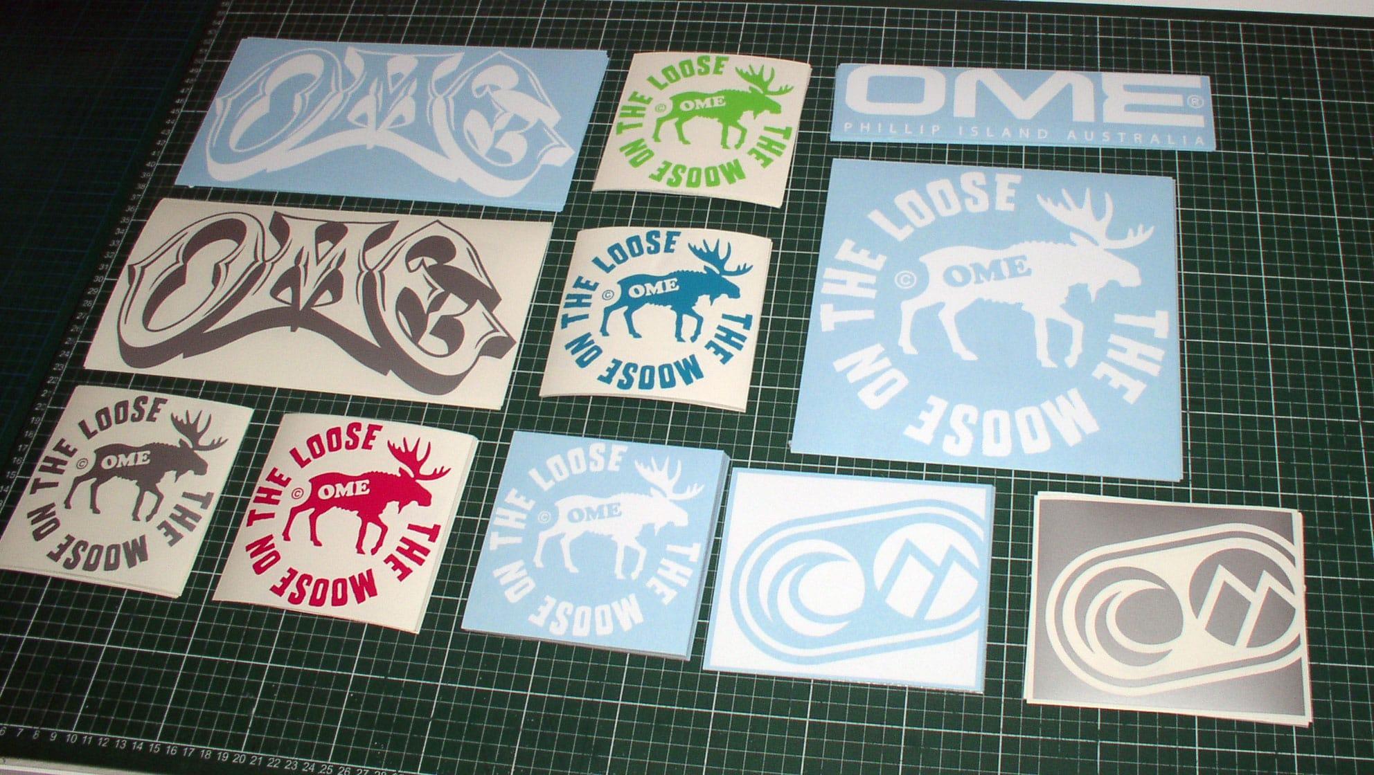 Vinyl Wall Stickers Australia Images Home Wall Decoration Ideas - Custom vinyl cut stickers australia