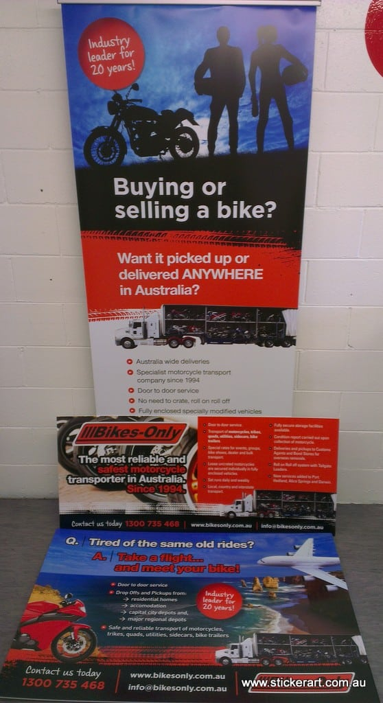 Custom-Printed Signage-corflute-pull-up-banner