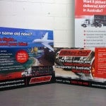 Large Format Digitally Printed Signage