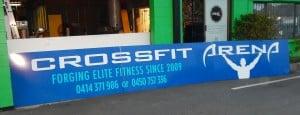 crossfit-arena-main-sign-slacks-creek-brisbane-7-metre-x-1-metre-printed-laminated-acm-panel