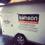 Kimson Engineering Services and Coco Bean Down Under