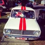 1974-mini-minor-with-red-vinyl-stripes
