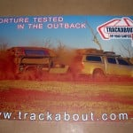 Coreflute Signs for Trackabout Off Road Campers