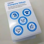 Atlassian Company Values Stickers Sheet